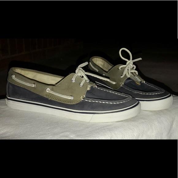 Mens Bahama Ii Boat Washed Sneaker